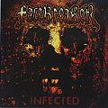 FACEBREAKER - Infected (LP, clear red / black smoked vinyl, lim. 500) Tape / Vinyl / CD / Recording etc