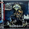 SEPULTURA - Ratamahatta (CD-EP, Japanese CD)