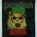 SACRED REICH - Violent Solutions (woven) Patch