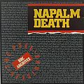 NAPALM DEATH - The Peel Sessions (CD-EP) Tape / Vinyl / CD / Recording etc