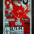 Death Eastern Festival '95 (poster)