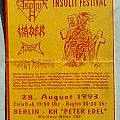 Insolit Festival 1993 (ticket)