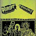 DISRUPT / COMRADES - Smash-Divisions-Night (split live tape)