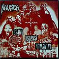 NAUSEA - Crime against Humanity (LP, 1st pressing)