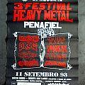 3.° Festival Heavy Metal Penafiel - Special Open Air '93 (poster)