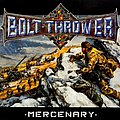BOLT THROWER - Mercenary (CD, 1st edition, digipak, limited) Tape / Vinyl / CD / Recording etc