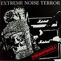 "EXTREME NOISE TERROR - Phonophobia (12"", original pressing) Tape / Vinyl / CD / Recording etc"