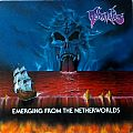 THANATOS - Emerging from the Netherworlds (LP, 1st pressing)