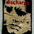 DISCHARGE - Face (printed)