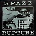 """Spazz - Tape / Vinyl / CD / Recording etc - SPAZZ / RUPTURE - Split EP (7"""")"""