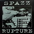 "SPAZZ / RUPTURE - Split EP (7"") Tape / Vinyl / CD / Recording etc"