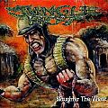 JUNGLE ROT - Slaughter the Weak (CD, promo)