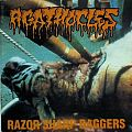 AGATHOCLES - Razor sharp Daggers (CD, orig. pressing)