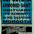 RockHard Festival 1991 (ticket)