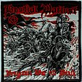 BESTIAL WARLUST - Vengeance War 'till Death (woven, official) Patch