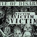 BATTLE OF DISARM - Victim.... (tape, lim. 100, numbered)