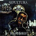 SEPULTURA - Ratamahatta (CD single, slimcase) Tape / Vinyl / CD / Recording etc