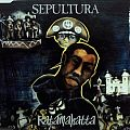 SEPULTURA - Ratamahatta (CD single, slimcase)