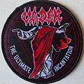 VADER - The ultimate Incantation (woven, lim. 100)