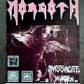 MORGOTH - Cursed Tour (poster, A1)