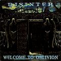 DISINTER - Welcome to Oblivion (CD, promo)