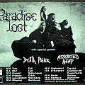 PARADISE LOST - Gothic Tour 1991