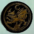 CRADLE OF FILTH - Order of the Dragon (woven) Patch