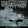"""AGATHOCLES / ROT - Wiped from the Surface / Our Freedom - a Lie (7"""" split EP) Tape / Vinyl / CD / Recording etc"""