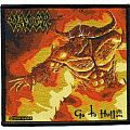 VADER - Go to Hell!!! (woven)