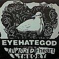 "Eyehategod - Tape / Vinyl / CD / Recording etc - EYEHATEGOD - Ruptured Heart Theory (7""EP, red vinyl)"