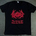 Bloodbath - TShirt or Longsleeve - BLOODBATH - The Arrow of Satan is drawn (T-Shirt)