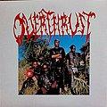 "Overthrust - Tape / Vinyl / CD / Recording etc - OVERTHRUST / KATUTURA - Split (7"" split EP)"
