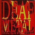 Vital Remains - Tape / Vinyl / CD / Recording etc - V/A - Deaf Metal Sampler (CD)