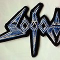 Sodom - Patch - SODOM - Logo (embroidered)
