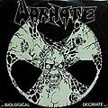 "WARHATE - ... Biological Decimate ... (7"" single) Tape / Vinyl / CD / Recording etc"