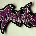 Thanatos - Patch - THANATOS - Logo (embroidered)