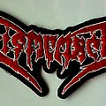 Dismember - Patch - DISMEMBER - Logo (embroidered)