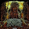 Repulsion - Tape / Vinyl / CD / Recording etc - V/A - Obscene extreme 2019 (CD)