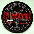 Possessed - Patch - POSSESSED - Total Possession since 1983 (embroidered)