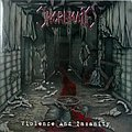 INCREMATE - Tape / Vinyl / CD / Recording etc - INCREMATE - Violence and Insanity (LP, lim. 500)