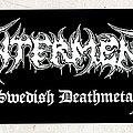 Interment - Other Collectable - INTERMENT - Swedish Deathmetal (PVC sticker)