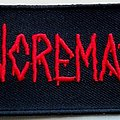 INCREMATE - Patch - INCREMATE - Logo (embroidered, lim. 50)