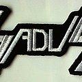 Sadus - Patch - SADUS - Logo, old (embroidered)