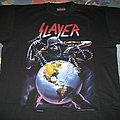 Slayer 1994 European Tour shirt
