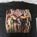 Incantation Mortal Throne of Nazarene 1994 shirt