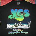 Yes - TShirt or Longsleeve - YES 1991 Union World Tour