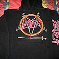 Slayer Hoodie Hooded Top