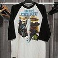 Iron Maiden - TShirt or Longsleeve - Iron Maiden in Florida 1987