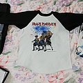 Iron Maiden - TShirt or Longsleeve - 4th July