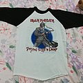 Iron Maiden - TShirt or Longsleeve - Ed Capone
